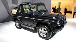 mercedes benz jeep is mercedes benz going for another suv cabrio