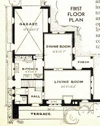Famous House Floor Plans A Sears Hillsboro And The Most Famous Home Run In Baseball