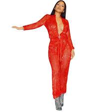 sleeve sequin jumpsuit sleeve sequin jumpsuit autumn front zipper