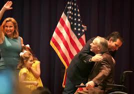 Senators Wife The Big Guns Focused Monday On Texas San Antonio Express News
