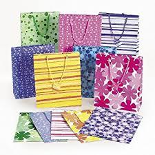 express mega colorful gift bag assortment 5 dozen