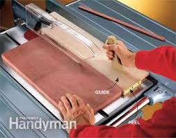 Woodworking Magazine Table Saw Reviews by Table Saw Tips And Techniques Family Handyman