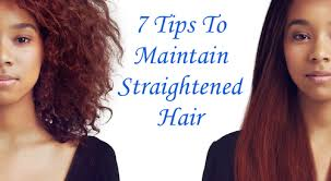 wavy hair after three months 7 tips to maintain chemically straightened hair