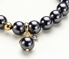pearl bracelet swarovski images Justinna jewellery swarovski crystal black pearl bracelet jpeg