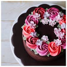 Decoration Of Cake At Home The 25 Best Simple Cake Decorating Ideas On Pinterest Simple