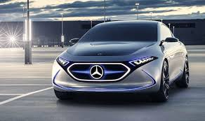pictures of mercedes cars mercedes concept eqa electric car to take on tesla model 3