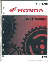 honda ez90 service manual 28 images honda cub ez 90 car