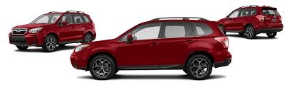 red subaru forester 2016 2016 subaru forester awd 2 0xt premium 4dr wagon research