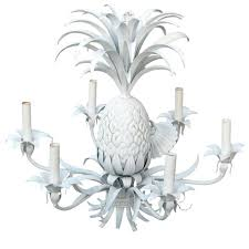 pineapple outdoor light fixtures pineapple outdoor light tin and plaster six light pineapple
