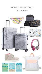Wisconsin Traveling Suitcase images Travel essentials with kids oh joy