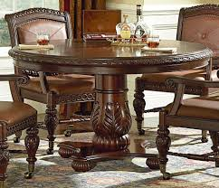 North Shore Collection Ashley Furniture Ashley North Shore Round - Formal round dining room tables