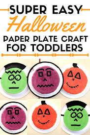 25 best ideas about halloween crafts for toddlers on pinterest