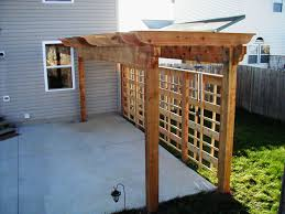 Arbor Trellis Plans Best 25 Privacy Fence Designs Ideas On Pinterest Wood Fences