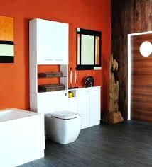 orange bathroom ideas orange bathroom decor and gorgeous burnt orange bathroom