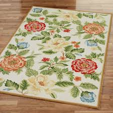 Bright Green Area Rugs Floral Area Rugs 8x10 Cievi U2013 Home