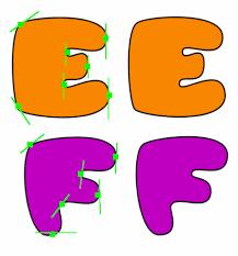 alphabet bubble letters 2010 printable bubble letters