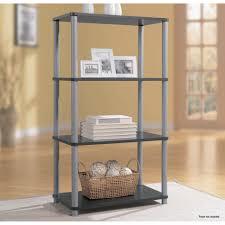furniture interesting white ladder shelves design with kmart