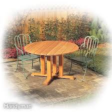 Free Plans For Round Wood Picnic Table by Best 25 Round Picnic Table Ideas On Pinterest Picnic Tables