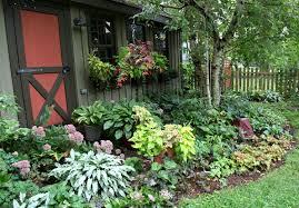 shade garden design garden design ideas