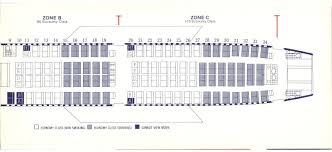 boeing 727 200 seating chart biginf