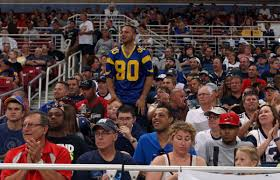 Flag Football St Louis Rams Legends Game In Los Angeles Canceled Due To Low Ticket Sales