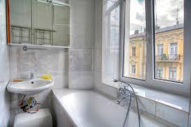 one bedroom apartment with balcony kiev for rent 3 kostelna str kiev