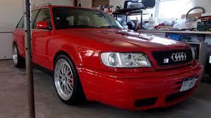 audi 1995 s6 heap of the week 1995 audi s6 avant german cars for sale