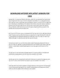 aptoide store apk aptoide apk version free by shayne ross issuu