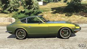 datsun z datsun 240z for gta 5