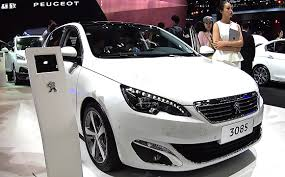 new peugeot sedan 2016 2017 peugeot 308 s sedan hits the beijing auto show in china