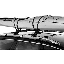 nissan murano kayak rack thule top deck kayak saddle with tie downs backcountry com