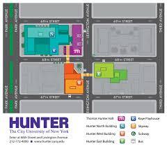 visitor information u2014 hunter college