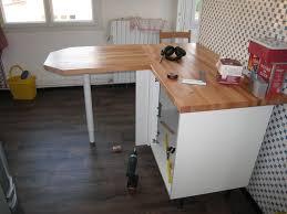 meuble plan de travail cuisine plan de travail arrondi pour bar meuble cuisine avec tiroir