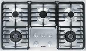 Miele 36 Induction Cooktop Miele Km3475g Knob Control 36 U2033 Gas Cooktop With 5 Linear Grate