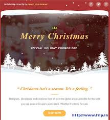 23 christmas u0026 email templates 2016 frip