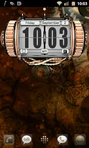 clock themes for android mobile android app review kinetic clock android central