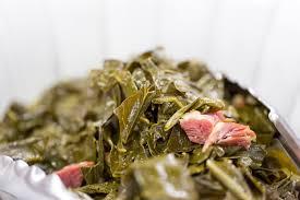 sauteed collard greens with bacon and smoked ham today com