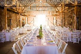 socal wedding venues barn wedding venues in california