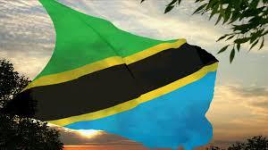 Flag Of Tanzania Flag And Anthem Of Tanzania Youtube