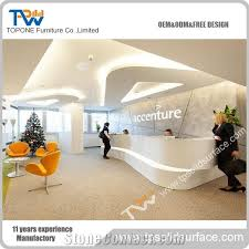 Used Curved Reception Desk Tabletops Reception Page7 Topone Furniture Co Ltd