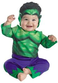Cute Halloween Costumes Babies Infant Boy Cutest Hulk Wears