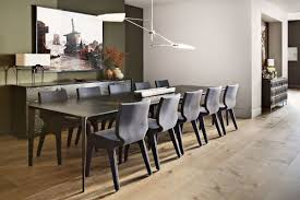 dining modern dining room in new york ny by shamir shah design
