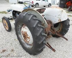 1947 ford 8n tractor item da3950 sold october 26 ag equ