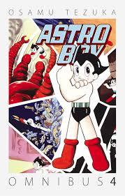 comic book review astro boy omnibus volume 4 bounding comics