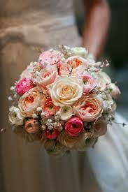 peach u0027 juliet u0027 david austin rose with cream roses and pale