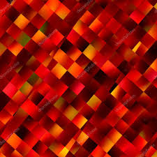 Beautiful Texture Orange Background Decoration With Square Pattern Color Image