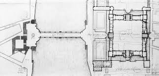 louvre floor plan file louis le vau project general site plan of the louvre and the