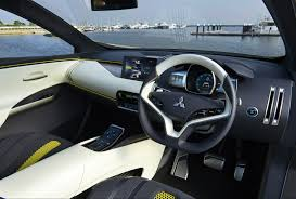 mitsubishi suv 2016 interior mitsubishi shows next gen ex concept wheels ca