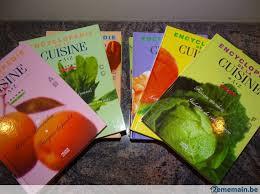 recette de cuisine de a à z encyclopédie cuisine de a à z complète 10 volumes recettes a
