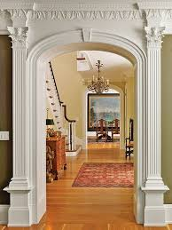 home interior arch designs molding house home is where 3 is 2 designs pinterest